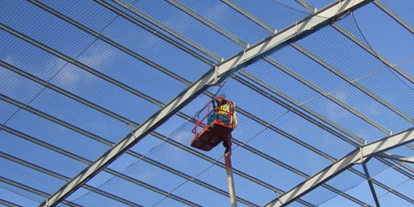 Safety Net Protection Systems Snps Safety Netting Ireland